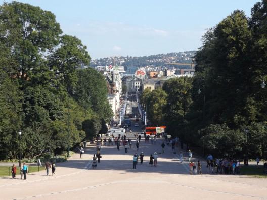 Oslo visa a proibição de carros no centro em 2019